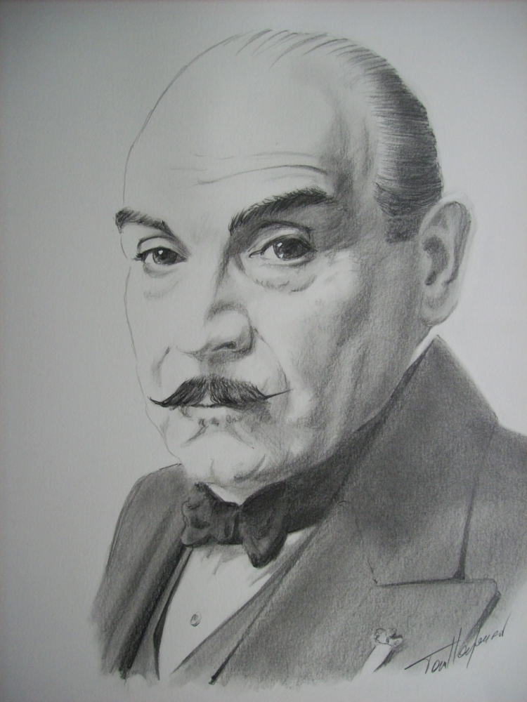 David Suchet por Tom-Heyburn